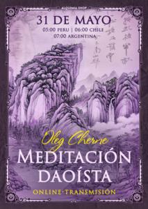 Meditación Taoísta