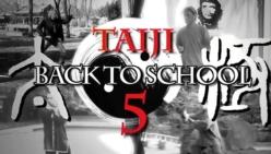 Taiji back to school