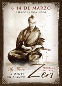 Zen. La Mente en Blanco