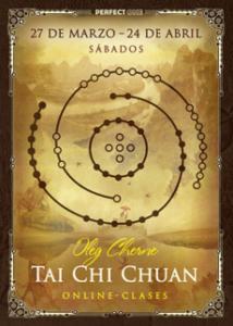 Online-clases de Tai Chi Chuan