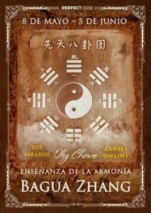 Enseñanza de la Armonía. Bagua Zhang